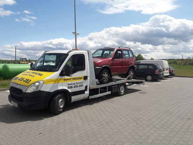 Autolaweta – właściwy transport pojazdów